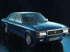 Ford Granada Ghia (1974)