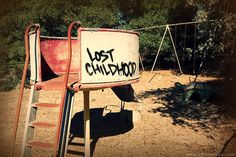 Lost Childhood - Oakland, California by PaulBarronDesign, via Flickr