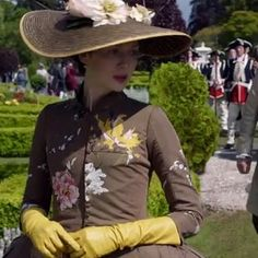 """Claire's fashion game looks on point this season. 