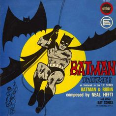 Maxwell Davis - The BGP Sound Library Presents Batman And Other Themes - Ace Records