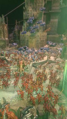 WHW Huge Ultramarine diorama 14