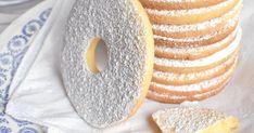 I biscotti con la farina di riso sono friabili e hanno un retrogusto tutto particolare e delicato, diverso dalle classiche farine di fr...