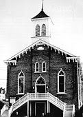 Dexter Ave Baptist Church, Montgomery, Alabama, where MLK pastored from 1954-1960.  http://candyrigsby.com