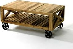 Image result for Pallet table plan