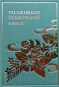 ハワイ出雲大社で販売されている御朱印帳は、青、えんじ色、茶色等の無地のシンプルな物です。