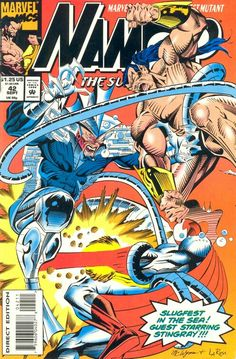Namor, The Sub-Mariner #42