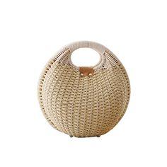 8059b56853 Cunada® Women Hand-woven Straw Shell Clutch Bags - Reviews Clutch Bags