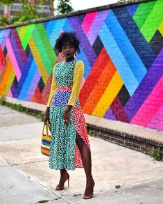 Mode Outfits, Fashion Outfits, Womens Fashion, Look Street Style, African Street Style, African Traditional Dresses, Dress Images, Mode Vintage, African Dress