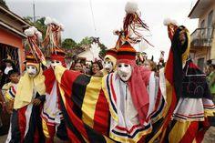 O arrastão do Boi Faceiro, uma das mais tradicionais manifestações folclóricas do município de São Caetano de Odivelas(Pa)