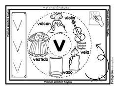 Abc Worksheets, Alphabet, Learning Spanish, Violin, Kindergarten, Homeschool, Logos, Instagram, High Scope