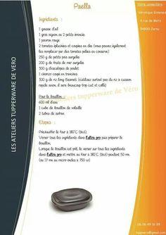 Une paella dans l'UtlraPro de Tupperware Healthy Meals To Cook, Healthy Cooking, Tupperware Pressure Cooker, Pro Cook, Cooking Movies, Tupperware Recipes, Food Illustrations, Food And Drink, Timeline