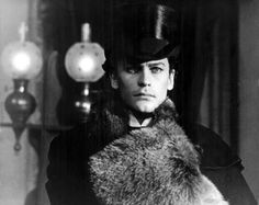 Helmut Berger in Ludwig.