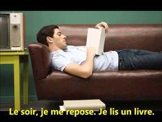 Verbes pronominaux - Verbes du quoditien - Partie A (reflexive verbs - daily actions) - YouTube