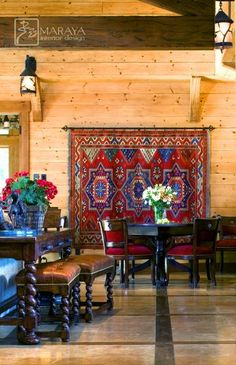 5 Ways To Hang An Oriental Rug Without Damaging It