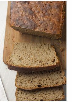 Banana Bread, Food And Drink, Gluten Free, Baking, Brot, Glutenfree, Bakken, Sin Gluten, Backen