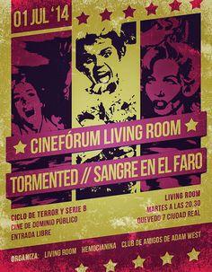 Cinefórum Living Room: Tormented
