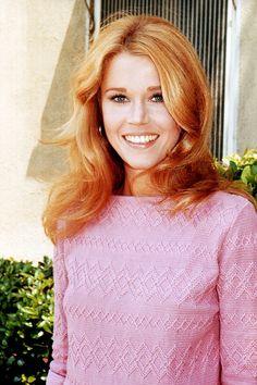 My next hair color?  (Jane Fonda)