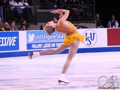 Ashley Wagner Skate America 2012