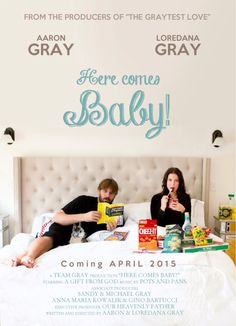 One of the announcements I've done.  Client was so excited to announce her pregnancy.  I must say this was a lot of fun.  www.footprintsphotography.com
