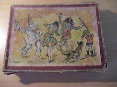 Antique French 3 x puzzles Marque de Fabrique JR Paris... #JanvierFvrierAvrilpuzzle