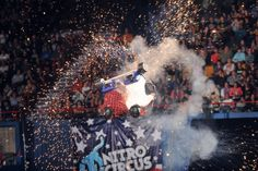 Just an idea of what's to come with Nitro Circus.