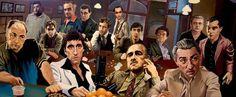 Gangsters de Cine