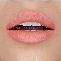 Girlactik Lip Paint - Blushing