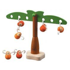 Plan Toys Balancing Monkey