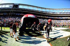 Qualcomm Stadium (Jack Murphy Stadium) via San Diego State Aztecs (September 2012)