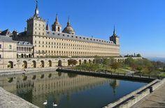 Monasterio y Real Sitio de El Escorial (El Escorial, Madrid).