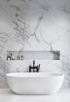 Come and see the new freestanding bathtubs of Maison Valentina. You can see more. Come and see the new freestanding bathtubs of Maison Valentina. You can see more at maisonvalentina Chic Bathrooms, Dream Bathrooms, Luxury Bathrooms, Bathroom Tubs, Concrete Bathroom, Brass Bathroom, Wooden Bathroom, Industrial Bathroom, Master Bathrooms