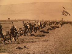 HANNOVER * Maschsee 1934 die ersten Spatenstiche beim Maschseebau hanover germany lake maschsee