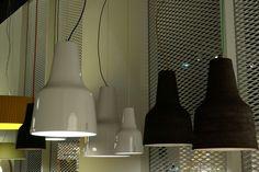 Eva, ceiling lamp :for MODO LUCE