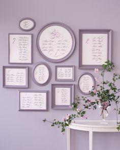 Una idea genial para los protocolos de los invitados de boda