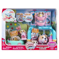 Chubby Puppies and Friends Vacation Camper Playset Jack Russell Terrier >>> You could obtain more details by clicking on the picture. (This is an affiliate link). Chubby Puppies, Baby Puppies, Adorable Puppies, Jack Terrier, Jack Russell Terrier, Puppy Play, Pet Puppy, Toys For Girls, Kids Toys