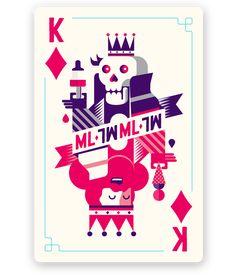 Design and Paper   10 Amazing Decks of Cards   https://www.designandpaper.com