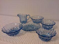Karhula Decorative Bowls, Glass Art, Perfume Bottles, Blown Glass, Crystals, Finland, Depression, Sugar, Decoration