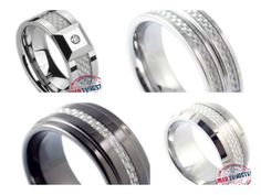 White carbon rings