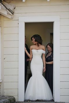 20 of the Sweetest Off-the-Shoulder Wedding Dresses - Our Labor Of Love