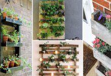 Grow More Plants Indoors, Follow 16 Best DIY Vertical Pallet Garden Ideas!