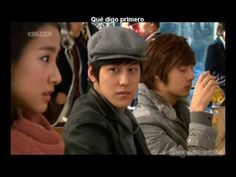 Fight the bad feeling - Yi Jung ♥ Ga Eul - sub español