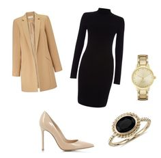 """""""Untitled #26"""" by soukupova-t on Polyvore featuring Phase Eight, Gianvito Rossi, Miss Selfridge, Blue Nile, Kate Spade, women's clothing, women's fashion, women, female and woman"""