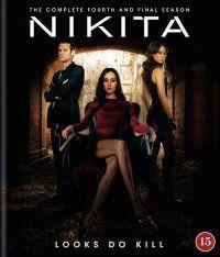 Nikita - Kausi 4 (Blu-ray) 29,95€