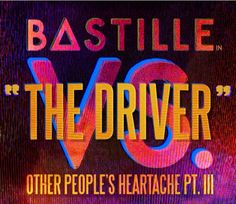 bastille vs other people's heartache iii