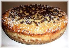 Canoli cheese cake