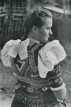 Slavic Folk Costumes and Accesories - 7 page views remaining today Folk Costume, Costumes, Open Image, Ethnic Dress, Fashion History, Dna, Ruffle Blouse, Culture, People