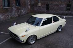 Rare 1972 Toyota Carina Deluxe