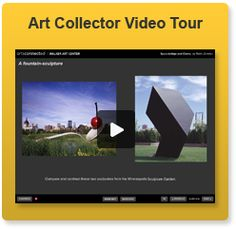 ArtsConnectEd- collaborative website for Walker Art Museum and Minneapolis Institute of Arts.  Students can view and create their own collections of artwork from the museum, as well as upload their own images from Flikr