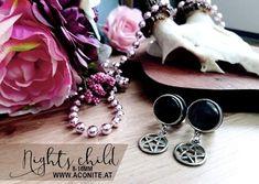 www.aconite.at Heart Charm, Plugs, Charmed, Bracelets, Jewelry, Fashion, Moda, Jewlery, Corks