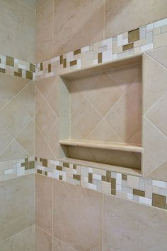 6 Quot X 6 Quot Field Tile At A Diagonal With Inserts Kitchen